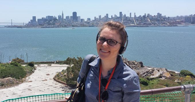 Ida i San Francisco
