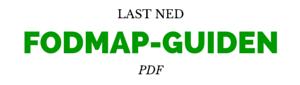 Last ned Guide til FODMAP-dietten